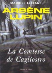 Arsene Lupin - Couverture - Format classique