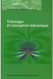 Tribologie et conception mécanique - Intérieur - Format classique