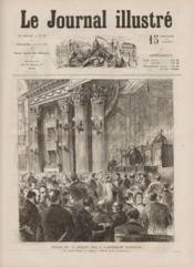Journal Illustre (Le) N°31 du 02/08/1874 - Couverture - Format classique