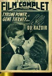 Le Nouveau Film Complet N° 53 - Le Fil Du Razoir - Couverture - Format classique