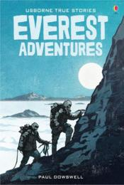 Vente livre :  Everest adventures  - Paul Dowswell