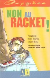 Non Au Racket ! - Intérieur - Format classique