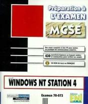 Vente livre :  Windows nt station 4  - Jose Dordoigne