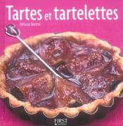 Le Petit Livre De Cuisine ; Tartes Et Tartelettes - Intérieur - Format classique