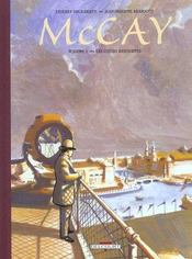 McCay t.2 ; les coeurs retournés - Intérieur - Format classique