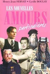 Les Nouvelles Amours Particulieres - Intérieur - Format classique