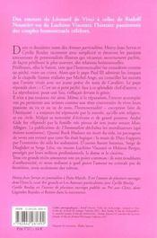 Les Nouvelles Amours Particulieres - 4ème de couverture - Format classique