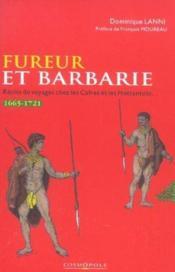 Fureur Et Barbarie - Couverture - Format classique