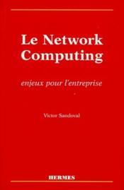 Le network computing - Couverture - Format classique