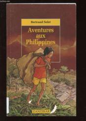 Aventures aux philipines - Couverture - Format classique