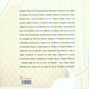 Voyage en Touraine - 4ème de couverture - Format classique