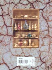 Répertoires raisonnés mayodon, céramique - 4ème de couverture - Format classique