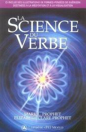 La science du verbe - Intérieur - Format classique