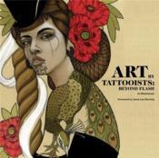 Art By Tattooists (Mini) /Anglais - Couverture - Format classique