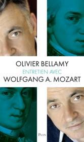 Entretien avec Wolfang A. Mozart - Couverture - Format classique