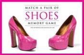Match a pair of shoes ; memory game - Couverture - Format classique