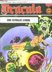 Dracula N° 22. Une Estrella Lejana. Texte En Espagnol. Bande Dessinee Pour Adultes. - Couverture - Format classique