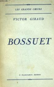 Bossuet. - Couverture - Format classique
