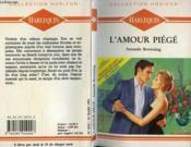 L'Amour Piege - Web Of Deceit - Couverture - Format classique