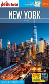 Vente livre :  GUIDE PETIT FUTE ; CITY GUIDE ; New York (édition2016)  - Collectif Petit Fute