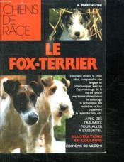 Le Fox-Terrier - Couverture - Format classique