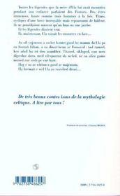 Le Vieux Pecheur Et Les Fomors ; Breton-Francais - 4ème de couverture - Format classique