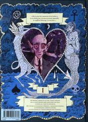 Le bestiaire amoureux t.1 ; Fernand le vampire - 4ème de couverture - Format classique