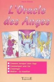 L'oracle des anges - Couverture - Format classique
