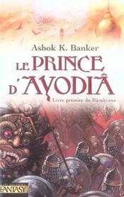 Le Prince D'Ayodia - Intérieur - Format classique