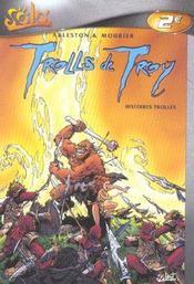Trolls de Troy t.1 ; histoires trolles - Intérieur - Format classique