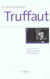 Dictionnaire Truffaut - Intérieur - Format classique