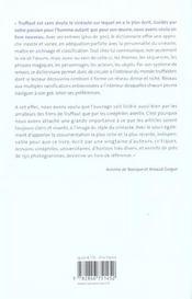 Dictionnaire Truffaut - 4ème de couverture - Format classique