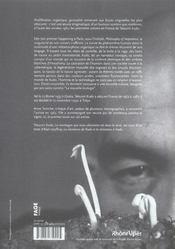 Tetsumi kudo - 4ème de couverture - Format classique