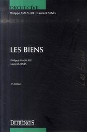 Les biens (3e édition) - Intérieur - Format classique