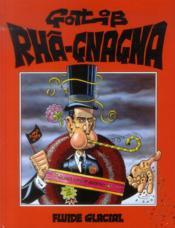 Rha-Gnagna T1 - Couverture - Format classique