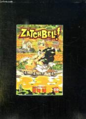 Zatchbell T10 - Couverture - Format classique