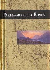 Parlez-Moi De Bonte - Intérieur - Format classique