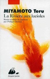 La rivière aux lucioles - Couverture - Format classique