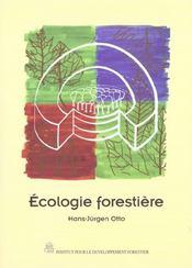 Écologie forestière - Intérieur - Format classique