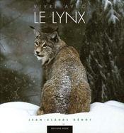 Vivre avec le lynx - Couverture - Format classique