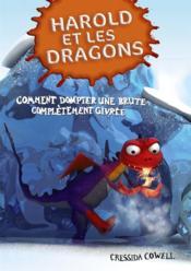 Harold et les dragons t.4 ; comment dompter une brute complètement givrée - Couverture - Format classique
