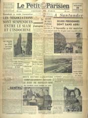 Petit Parisien Edition De Paris (Le) du 19/02/1941 - Couverture - Format classique