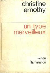 Un Type Merveilleux. - Couverture - Format classique