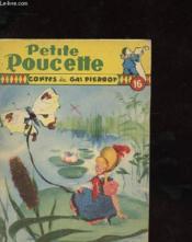 Contes Du Gai Pierrot 16 - Petite Poucette - Couverture - Format classique