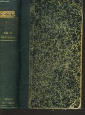 Amitie Amoureuse. Preface Fragmentee De Stendhal. - Couverture - Format classique