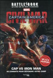 Vente livre :  Battle book ; civil war  - Collectif