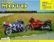 Rmt 90.2 Suzuki Rg 125 (92/93)/Bmw K1-K100 Rs - Couverture - Format classique