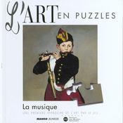 Art En Puzzle Musique - Intérieur - Format classique