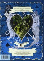 Le bestiaire amoureux t.2 ; mademoiselle soupir - 4ème de couverture - Format classique