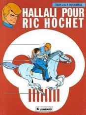 Ric Hochet t.28 ; hallali pour Ric Hochet - Couverture - Format classique